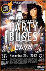 syracuse pre thanksgiving rides to lava nightclub empire