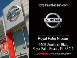 2017 used nissan maxima sv 3 5l at royal palm nissan serving palm