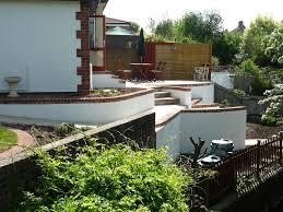 ideas for small steep gardens the garden inspirations