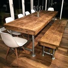 rustic dining table design kitchen rustic dining table unique dining room schulztools org