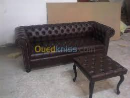 ouedkniss mobilier de bureau salon chesterfield alger kouba algérie vente achat