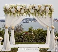 wedding backdrop rentals fancy used pipe and drape for rentals flower occasion