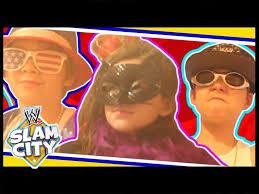 kittiesmama s wwe superstar showdown wweslamcity toy review
