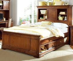 Full Size Bed Frame With Bookcase Headboard Full Size Storage Bed With Bookcase Headboard Twin Designs
