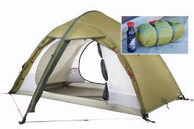 redverz launches u0027hawk ii u0027 compact 4 season 2 person tent adv
