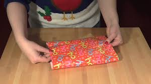 Japanese Gift Wrapping by Mathematical Present Wrapping Youtube
