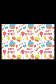 gift wrapping papers buy personalized wrapping paper with custom