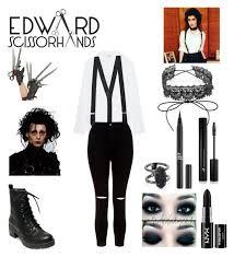 Edward Scissorhands Costume The 25 Best Edward Scissorhands Costume Ideas On Pinterest