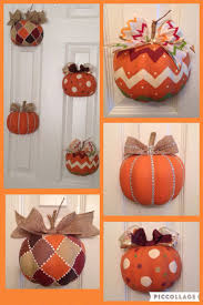best 25 dollar tree pumpkins ideas on fall decorating