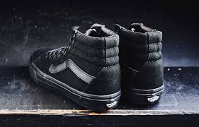 Kitchen Shoes by Vans Made Awesome Sneakers For Cooks To Wear In The Kitchen Sole