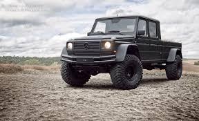 mercedes pickup truck frt3qtr benzinsider com a mercedes benz fan blog