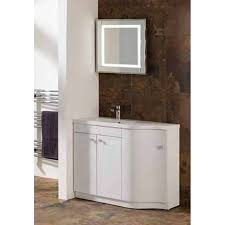 Oslo Bathroom Furniture Oslo Corna Combi Unit Reduced Buy At Bathroom City