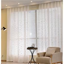 White Sheer Curtains White Botanical Fresh Sheer Curtains For Windows