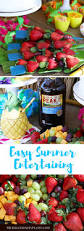 Easy Summer Entertaining Menu - easy summer entertaining ideas with gold peak and sam u0027s club