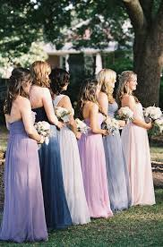 mix match bridesmaid dresses 35 ideas for mix and match bridesmaid dresses