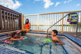 photo tour of the bora bora bungalows at disney u0027s polynesian