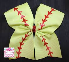 softball bows 110 best cheer bows images on cheer bows hair ties