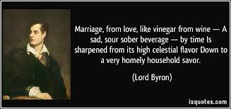 wedding quotes philosophers marriage from like vinegar from wine a sad sour sober