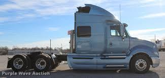 international semi truck 2010 international prostar eagle semi truck item l4945 s