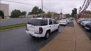 chevrolet trailblazer white 2006 chevrolet trailblazer ls white low miles youtube
