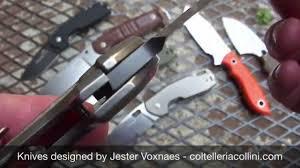 Jesper Voxnaes Designer Fox Viper Boker Knives