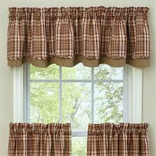 Park Designs Curtains Farmhouse Swag Curtains Lined Layered Curtain Valance X From Park