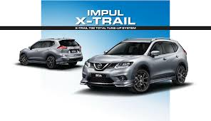 nissan impul xtrail totally tune up by impul nissan kuala terengganu