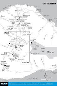 Map Of Hawaii Big Island Printable Travel Maps Of Maui Moon Travel Guides