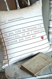 pillows with quotes quotes pillows accent your sofa or bedding with these decorative