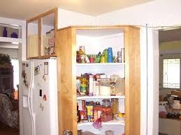 corner kitchen pantry ideas pantry corner iamatbeta site