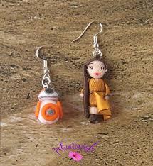 wars earrings bb8 and wars earrings fimo wars wars stud