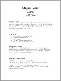easy resume template free download best of free quick resume builder free easy resume template word