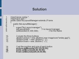 java null layout manager swing java programming from the ground up chapter 18 graphics awt and