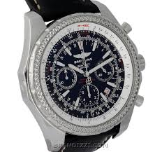 breitling bentley motors breitling for bentley motors ref a25362