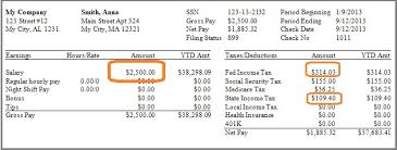 pay stub template pay stub template 5 blank pay stubs template