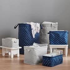 teen storage bins u0026 baskets pbteen