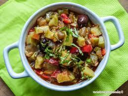 cuisiner une ratatouille variations gourmandes la ratatouille niçoise ratatouia nissarda