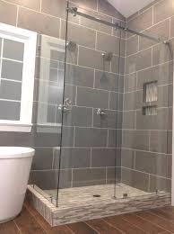 Abc Shower Door Alluring Sliding Shower Doors In Serenity Door Metrojojo