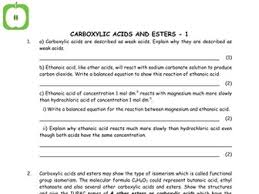 chemistry revision by greenapl teaching resources tes