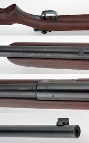 winchester model 74 semiauto sporting rifle 22 lr mfg 1949