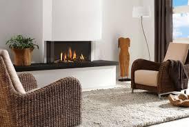 decorations chic minimalist fireplace inspiration with glass
