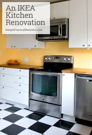 ikea kitchen cabinets remodel a charming ikea kitchen remodel simple practical beautiful
