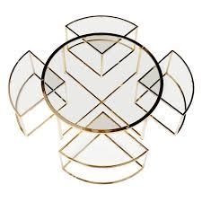 glass coffee table nest best 25 brass coffee table ideas on pinterest glass coffee