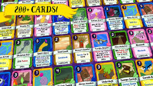 picture cards card wars kingdom app adventure time network