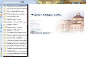 cataloger u0027s desktop