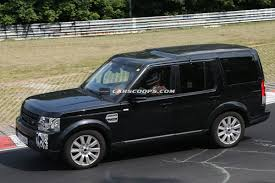 custom land rover lr4 spy shots 2014 land rover discovery lr4 lightly updated may