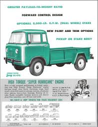 jeep forward control jeep forward control 170 truck brochure