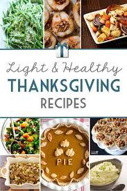 light and healthy thanksgiving sides and desserts registryfinder