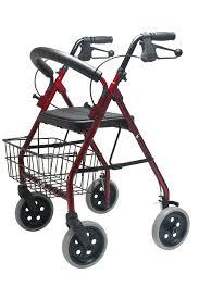 senior walkers with wheels douglas 4200wx four wheeled walkers diamond athletic