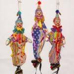 clown ornaments princess decor